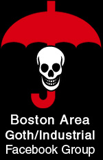 Boston Area Goth/Industrial Facebook
